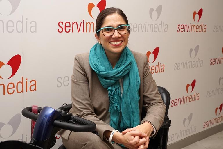 Catalina Devandas, Relatora Especial sobre los derechos de las personas con discapacidad de la ONU