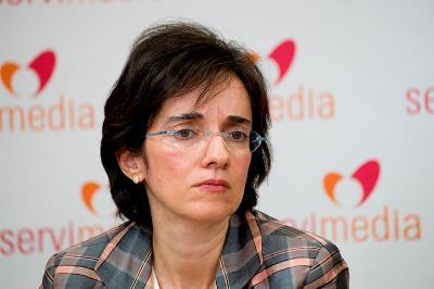Pilar Villarino, directora ejecutiva del CERMI y secretaria del Patronato de la Fundación CERMI Mujeres