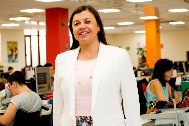 María Soledad Cisternas Reyes, presidenta del Comité de los derechos de las personas con discapacidad y abogada