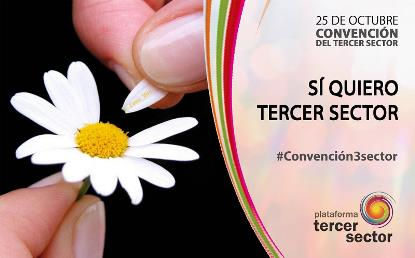 25 de octubre, Convención del Tercer Sector