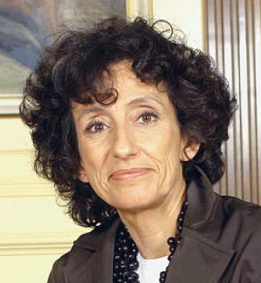 Mercedes Cabrera Calvo Sotelo, ex Ministra de Educación, Política Social y Deporte (2006-2009)