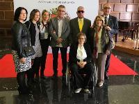 CERMI-Aragón aplaude el premio 'Zaragozano Ejemplar 2016' a José Antonio Bes, ex secretario general de esta entidad