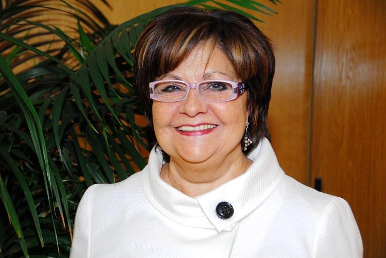 Pilar Rodríguez, presidenta de la Fundación Pilares