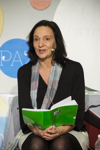 Carolina Bescansa, la secretaria de Análisis Político y Social de Podemos