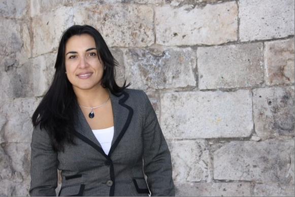 Mónica Silvana González es portavoz socialista en la Comisión de Políticas Integrales de Discapacidad en la Asamblea de Madrid