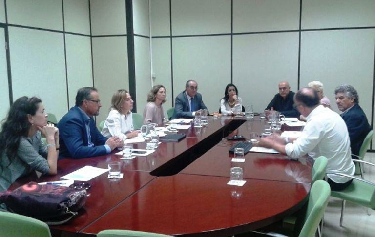 CERMI Andalucía presenta al Gobierno andaluz un estudio del coste por plaza en atención temprana