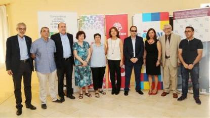 Presidentes y Cargos elegidos en la Mesa del Tercer Sector de Castilla-La Mancha