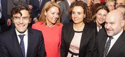 """La nueva ministra de Sanidad, Servicios Sociales e Igualdad promete """"consenso y diálogo"""""""