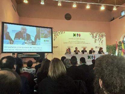 """El CERMI destaca la necesidad de adaptarse a los """"profundos cambios que están viviendo España y Europa"""""""