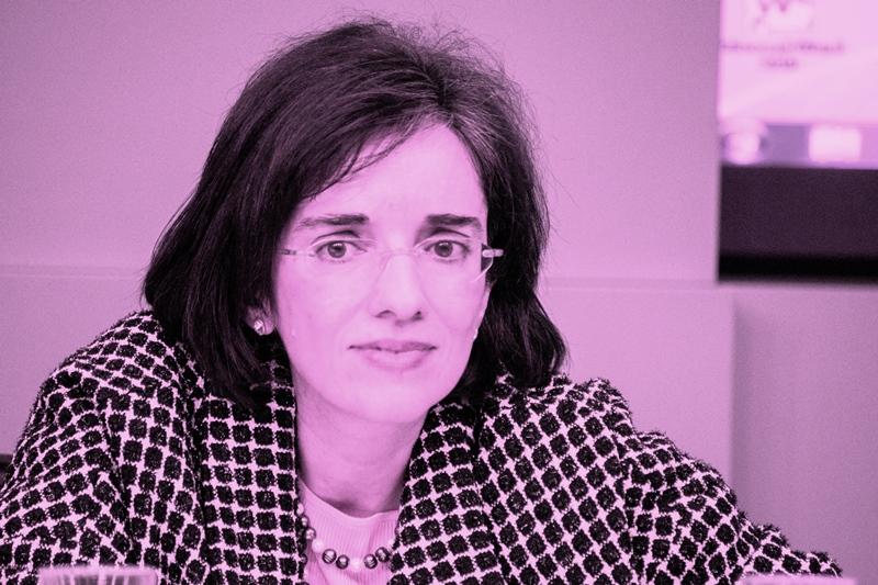 Pilar Villarino Villarino, secretaria del Patronato de la Fundación CERMI Mujeres