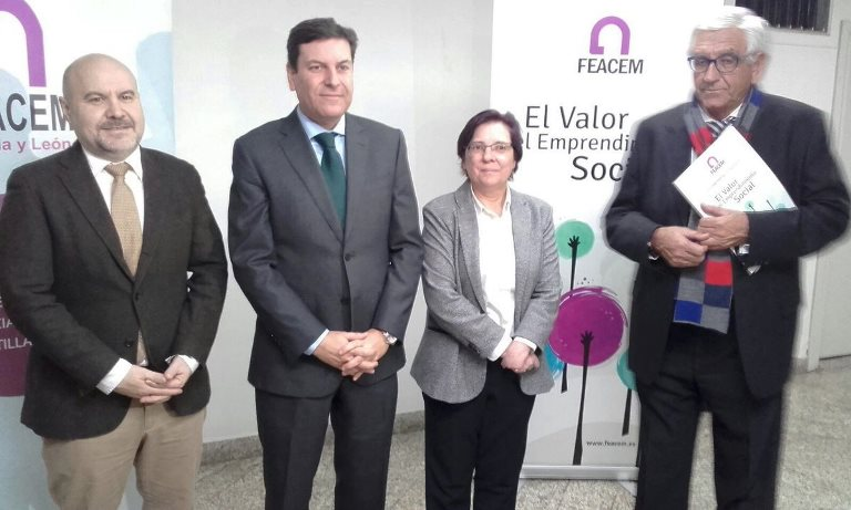 FEACEM y la Fundación Vodafone presentan FEACEM CORE, la app que permite acceder al catálogo de Centros Especiales de Empleo de España
