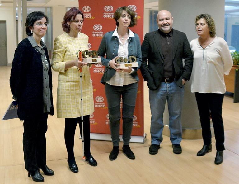 'Solidaridad Digital' recibe el premio 'cermi.es' 2016