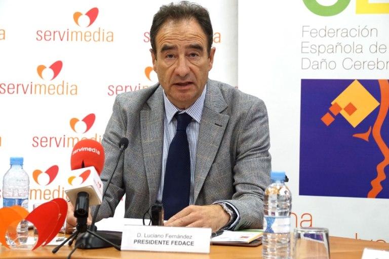 Luciano Fernández Pintor, presidente de Fedace