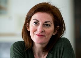 Maite Pagazaurtundua, eurodiputada por UPyD y vicepresidenta del Grupo Liberal en la Eurocámara