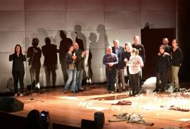 El Psicoballet de Maite León recibe el premio cermi.es 2016 de Cultura Inclusiva