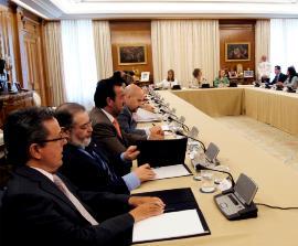 Reunión del Consejo del Real Patronato sobre Discapacidad