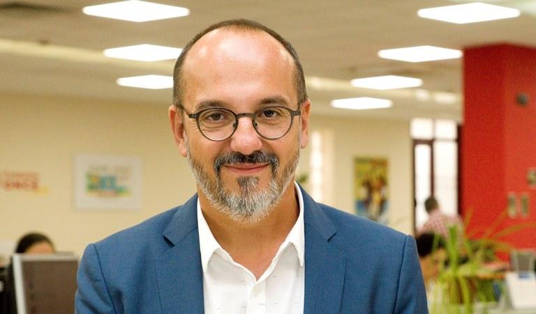 Carles Campuzano, presidente de la Comisión de Discapacidad