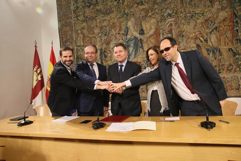 Castilla-La Mancha acuerda la reserva de contratos a centros especiales de empleo y empresas de inserción