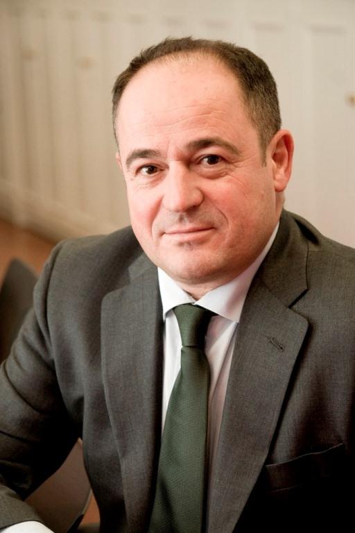 Emilio Sáez, presidente de Feacem (Federación Empresarial Española de Asociaciones de Centros Especiales de Empleo, CEE)