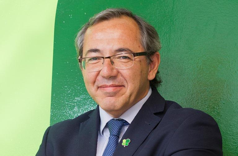 Enrique Galván, presidente de la Comisión de RSE Discapacidad del CERMI