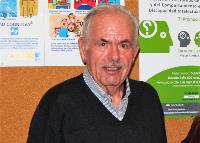 Miguel Ortega, presidente de CERMI Extremadura