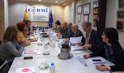 Reunión del CERMI con dirigentes del Grupo Parlamentario Socialista del Congreso de los Diputados