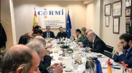 El CERMI aborda con el EDF y la Comisión de Discapacidad del Congreso las prioridades para los próximos años