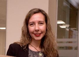 Patricia Sanz, vicepresidenta de Políticas Sociales de la ONCE y presidenta del Observatorio de Igualdad de Oportunidades de la ONCE y su Fundación