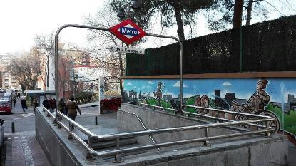 Metro Barrio de la Concepción