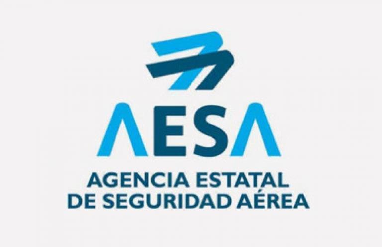 Logotipo Agencia Estatal de Seguridad Aéreo