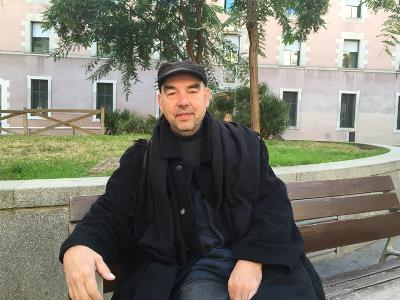 Santiago Alba Rico, escritor y filósofo