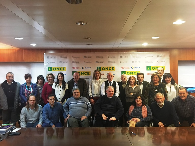 Luis Vañó Gisbert, nuevo presidente del CERMI Comunidad Valenciana