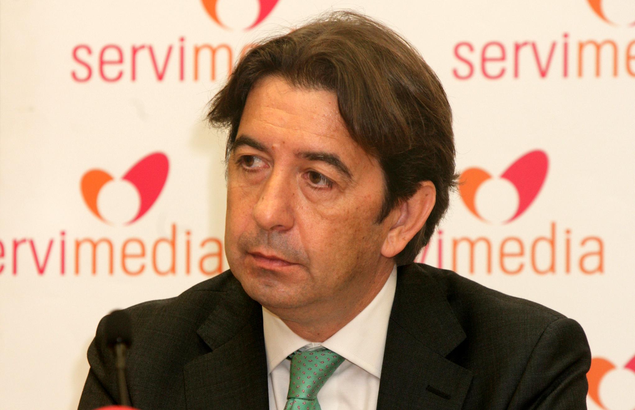 Santiago López, presidente de Plena inclusión
