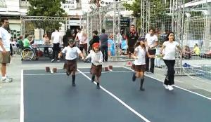 Imagen de una jornada de deporte inclusivo del CEDI, Centro de Estudios sobre Deporte Inclusivo