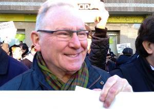 Nel González, presidente de la Confederación Salud Mental España