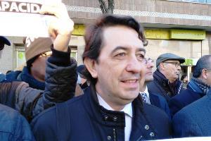 Santiago López Noguera, Presidente de Plena inclusión
