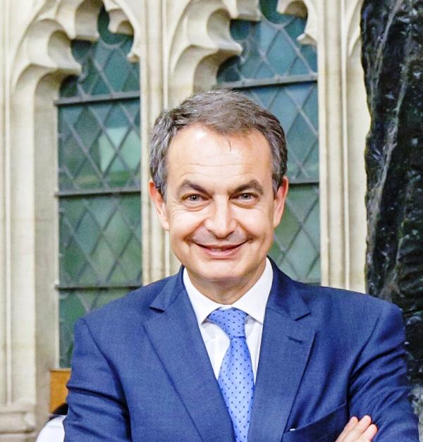 José Luis Rodríguez Zapatero, presidente del Foro de la Contratación Socialmente Responsable