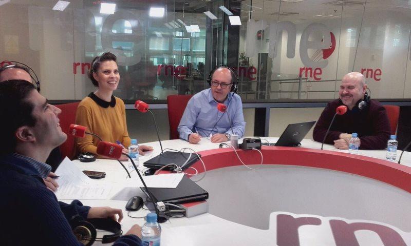 El CERMI celebra sus 20 años de trabajo en favor de la discapacidad en el programa 'España vuelta y vuelta' de RNE