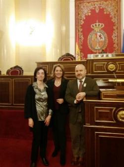 CERMI Mujeres revisa con Susana Camarero la agenda en materis de género y discapacidad de la legislatura