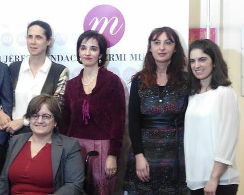 Mujeres con discapacidad de Fundación CERMI Mujeres