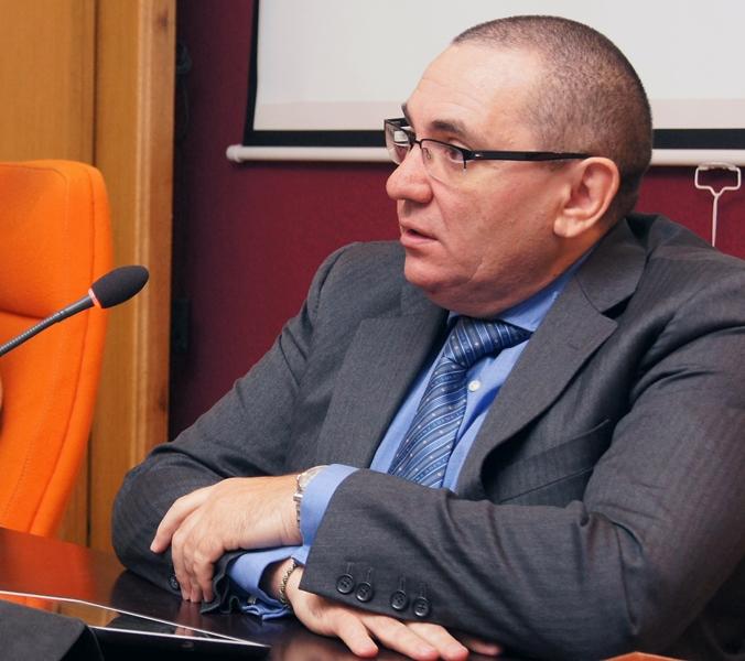 Óscar Moral, asesor jurídico del CERMI