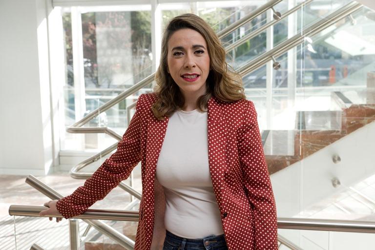 Marta Medina, doctora en pedagogía