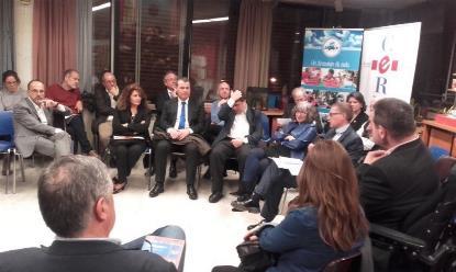 El CERMIN expone sus principales reivindicaciones ante la Comisión de Políticas de Discapacidad del Congreso