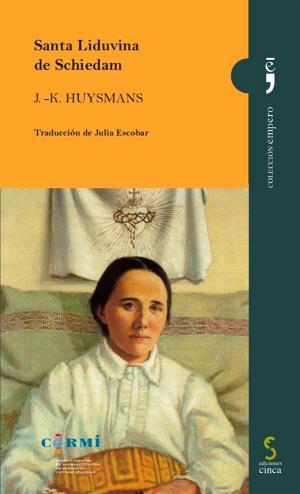 "Portada de ""Santa Liduvina de Schiedam"", de J.-K. Huysmans"