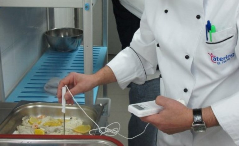 Empresa de catering de Asprodes