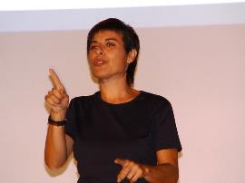 Amparo Minguet, secretaria general de la Fundación Fesord CV