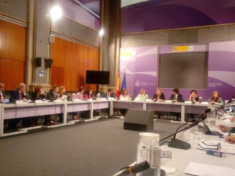 Reunión del Pleno del Observatorio Estatal de Violencia sobre la Mujer