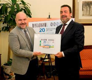 La ONCE dedica un cupón al CERMI, por sus 20 años en defensa de las personas con discapacidad