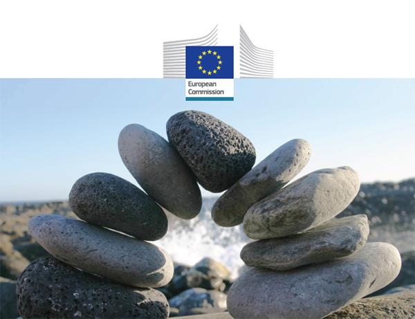 Una imagen del estudio elaborado por la UE sobre el empleo con apoyo