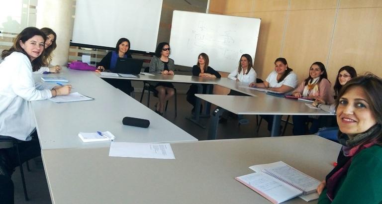 Reunión de la Comisión de la Mujer de CERMI Andalucía